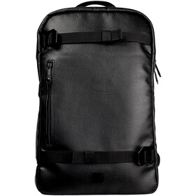 Douchebags The Scholar Rugzak 17L, black leather